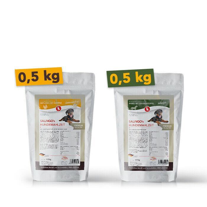 Kennenlernpaket Trockenfutter