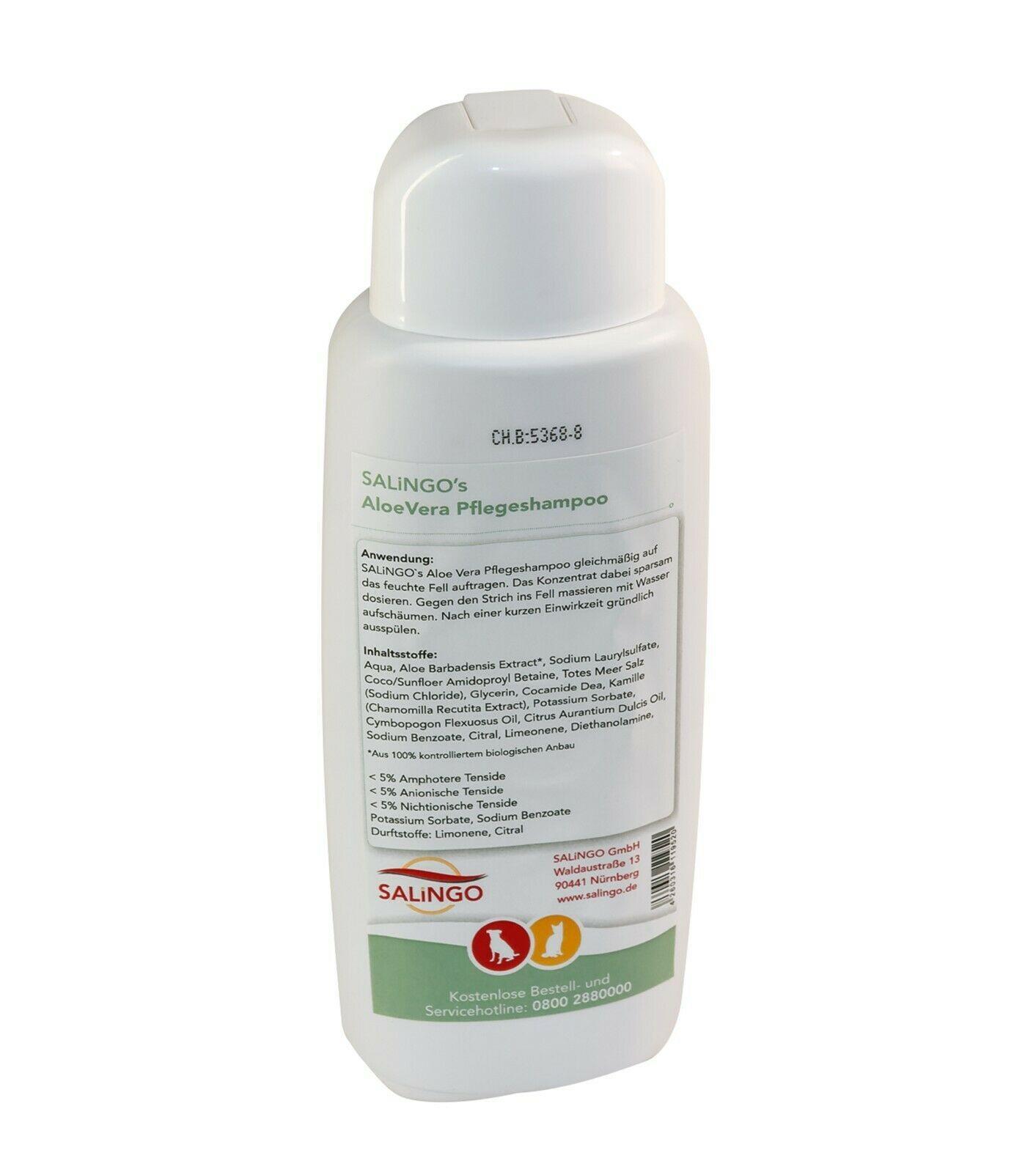 Aloe Vera Shampoo 250ml
