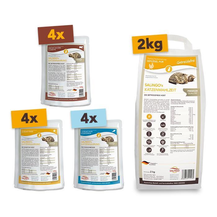 Kennenlernpaket Getreidefrei